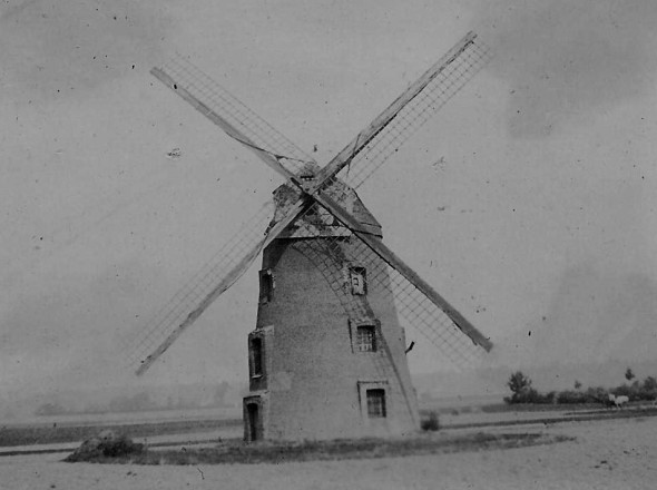Photo du moulin Lequimme en 1897