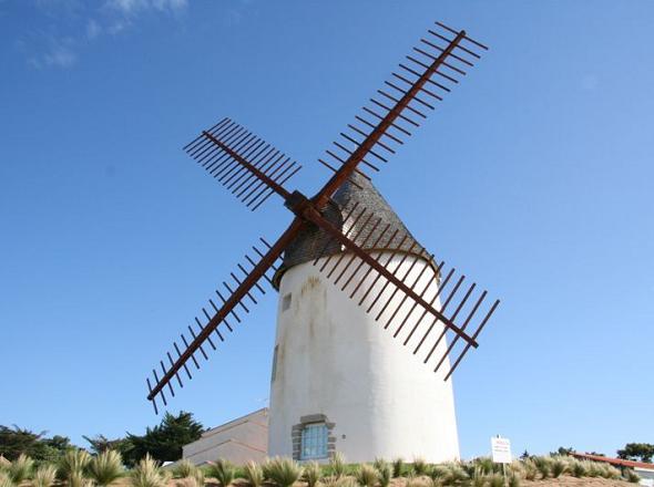 Moulin de la conchette jard sur mer - Moulin de la borderie ...