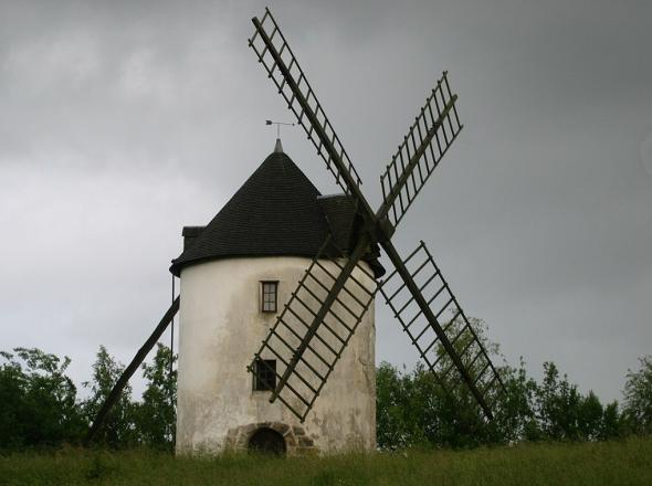 Moulin de Belle Assise - Jossigny