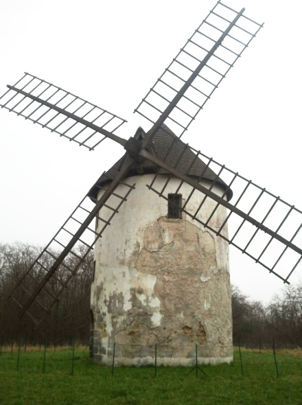 Le Moulin de Belle Assise s'abîme !