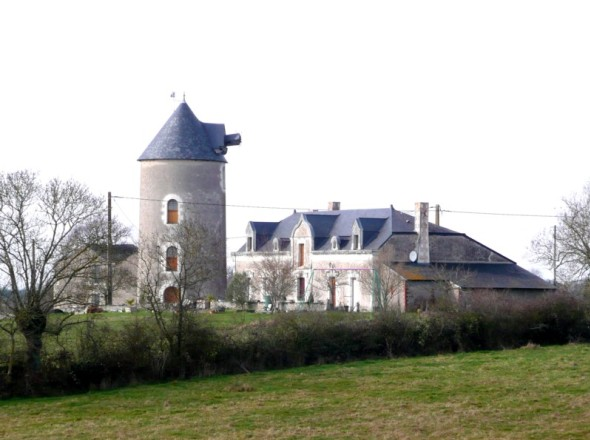 Moulin de Guilbault - La Possonnière