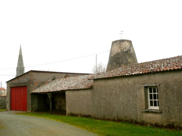 moulins de la salle de vihiers