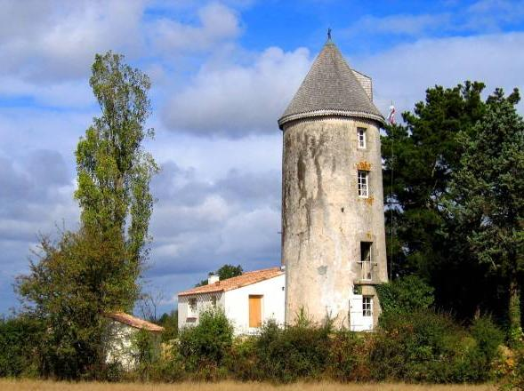 Moulin des Landes, rue Travot