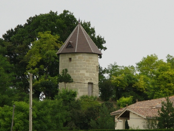 Moulin de Bordeneuve - Moirax