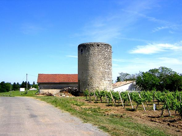 5e moulin de Calon