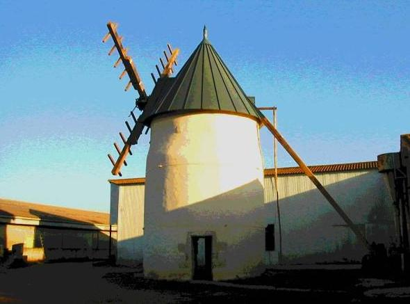 Moulin de Pacouinay - Oulmes