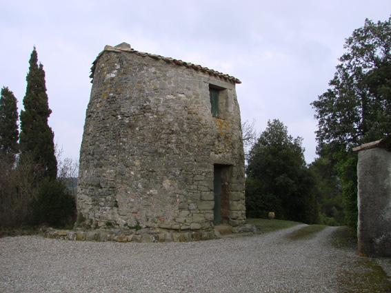 Ancien moulin à Palaja