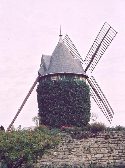Moulin de Longchamp - Paris