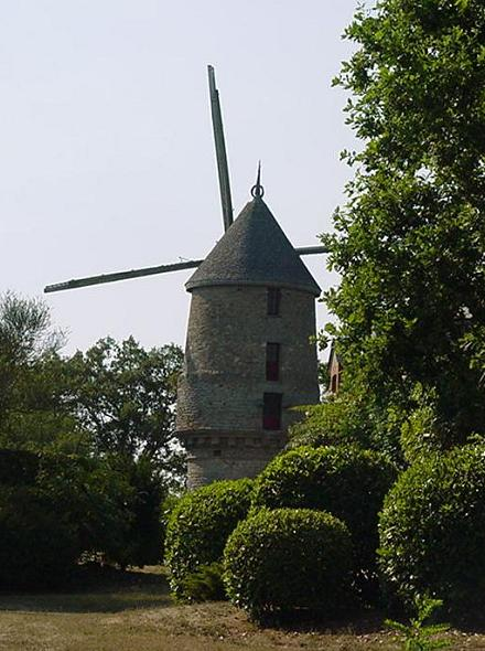 Moulin de la Pâquelais - Savenay