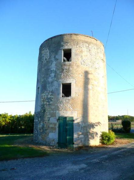 Moulin de l 39 aubier st pierre d 39 ol ron - Office du tourisme st pierre d oleron ...