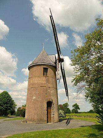 Moulin Guillou, de côté