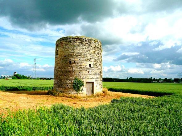 Moulin des Joyeux - Usseau