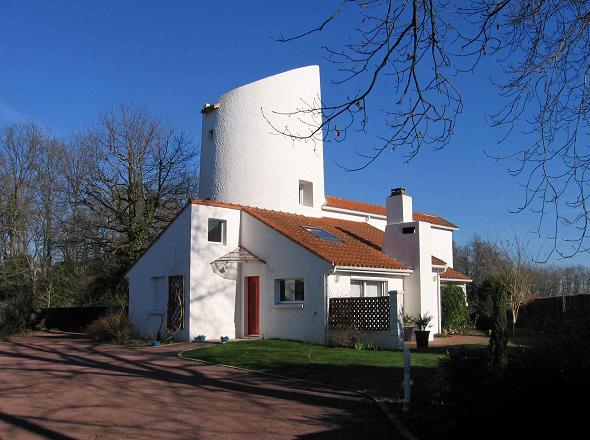 Ancien moulin de l'Herbray - Vertou-Portillon