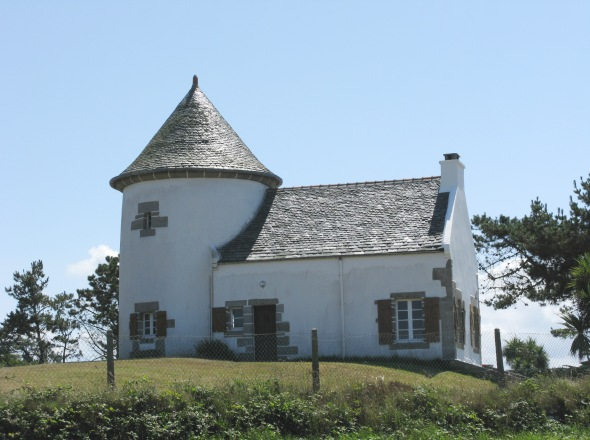 Moulin de Penn Ar Chastel - Ile de Batz