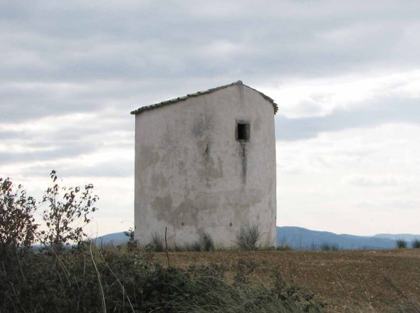 Ancien moulin à St Jean de Serres