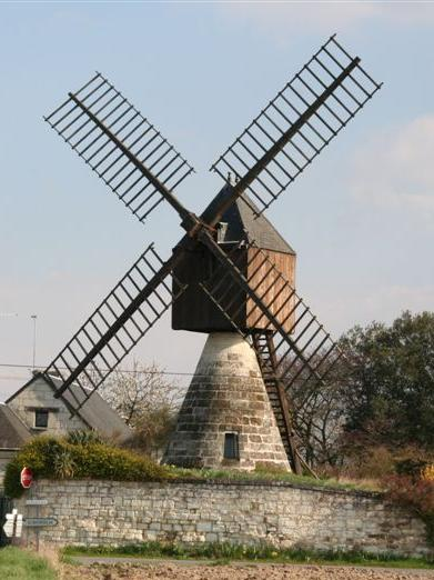 Moulin De La Herpini 232 Re Turquant